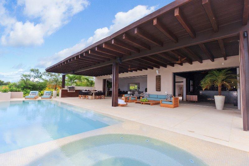 Villa Tres Amores in Porta Fortuna - Punta Mita, location de vacances à Punta de Mita