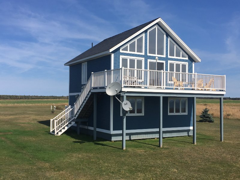 Oceanfront - Kainoah Cottage, holiday rental in Summerside