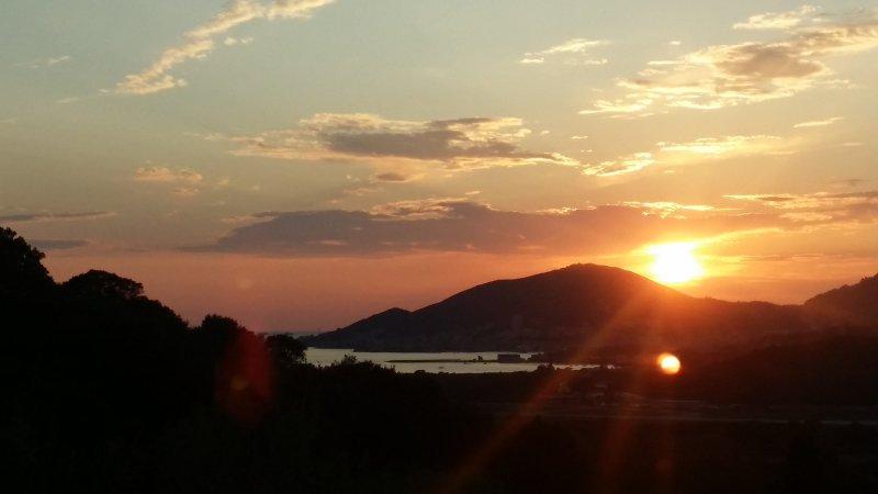 View Gulf Ajaccio