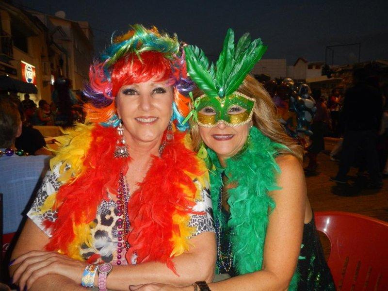 Carnaval in Cozumel is so  much fun!  Feb/March each year