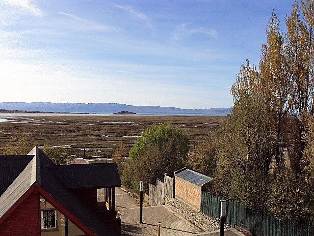 Panoramic view from apartment 2