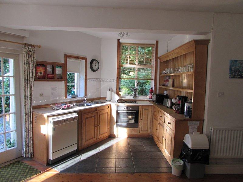 Die Hall-Küche