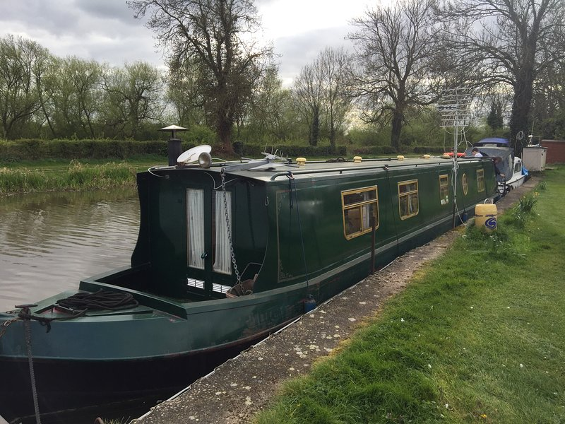 Narrowboat Hire in the East Midlands