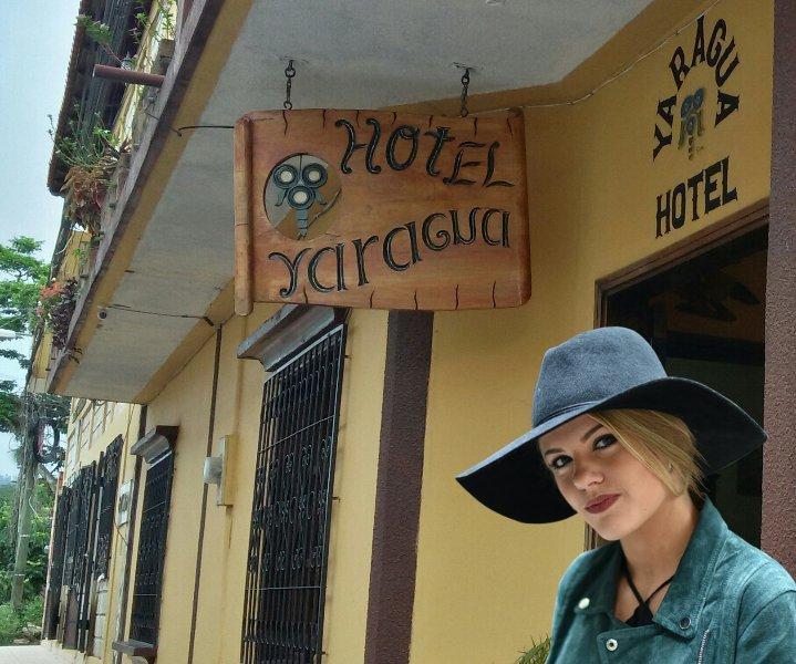 Hotel Yaragua, alquiler de vacaciones en Copán