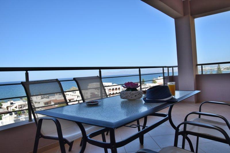 Roumpini Home I, location de vacances à Agia Marina