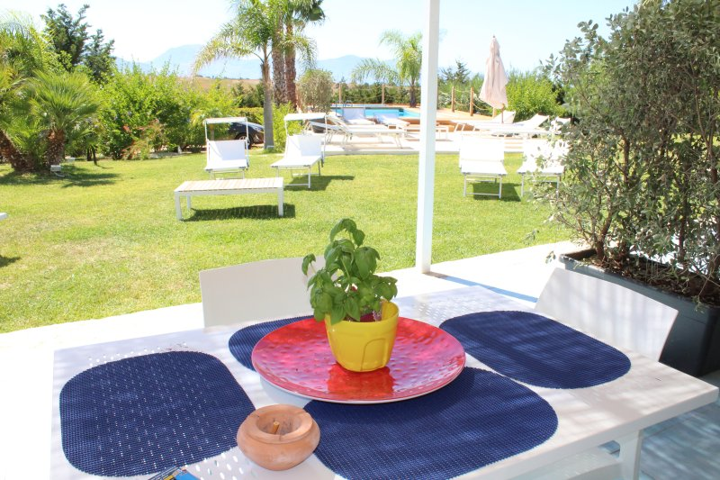 isola del sole (4posti), vacation rental in Balestrate