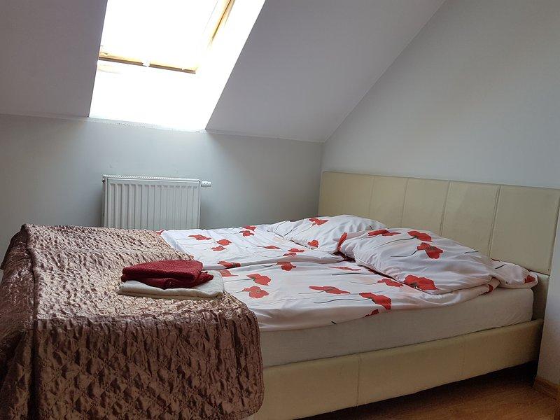 Apartament 2 pokojowy 15, casa vacanza a Bruessow