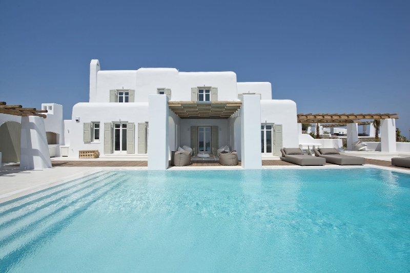 Villa Zinovia, casa vacanza a Tourlos