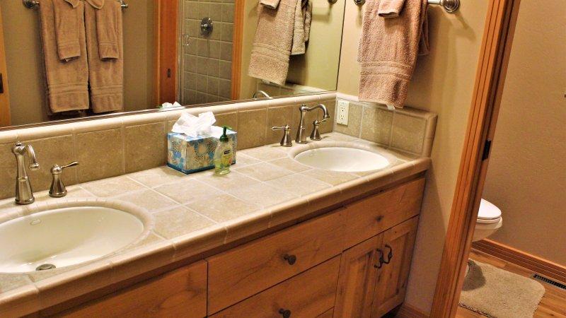 Downstairs Guest Bath 1