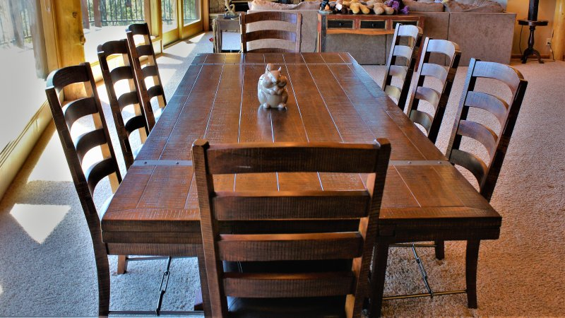 Dining Table for 10