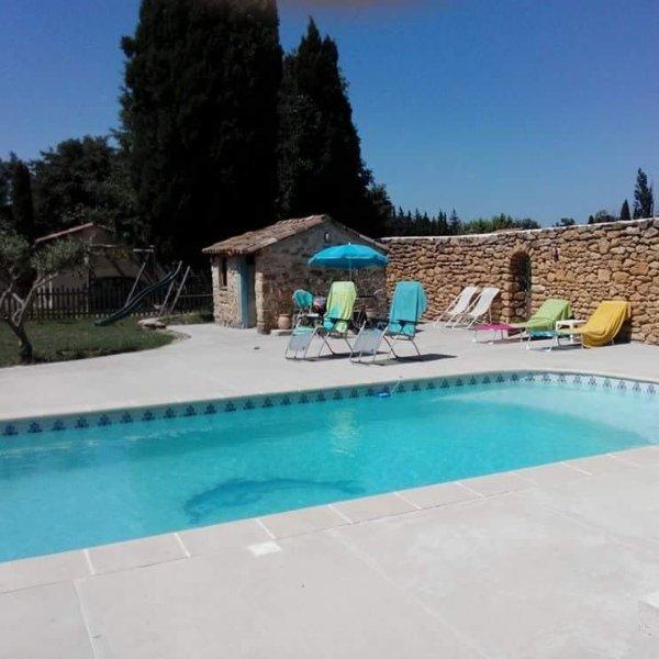 salt pool 9 x 6m