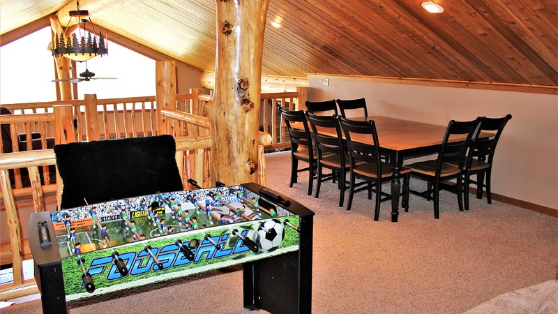 Foosball and Board Game Tables