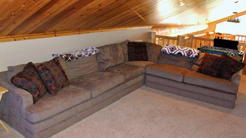 Huge Sectional Sleeper Sofa