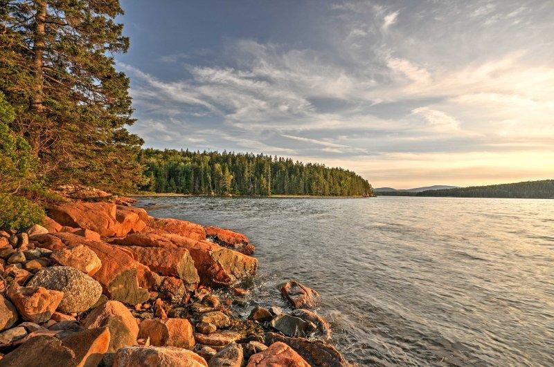 Cette propriété pittoresque est parfaite pour les amoureux de la nature et les amateurs d'aventure!