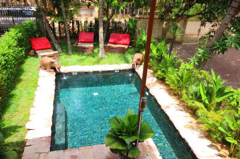 Manuela Eric Homestay, Ferienwohnung in Siem Reap