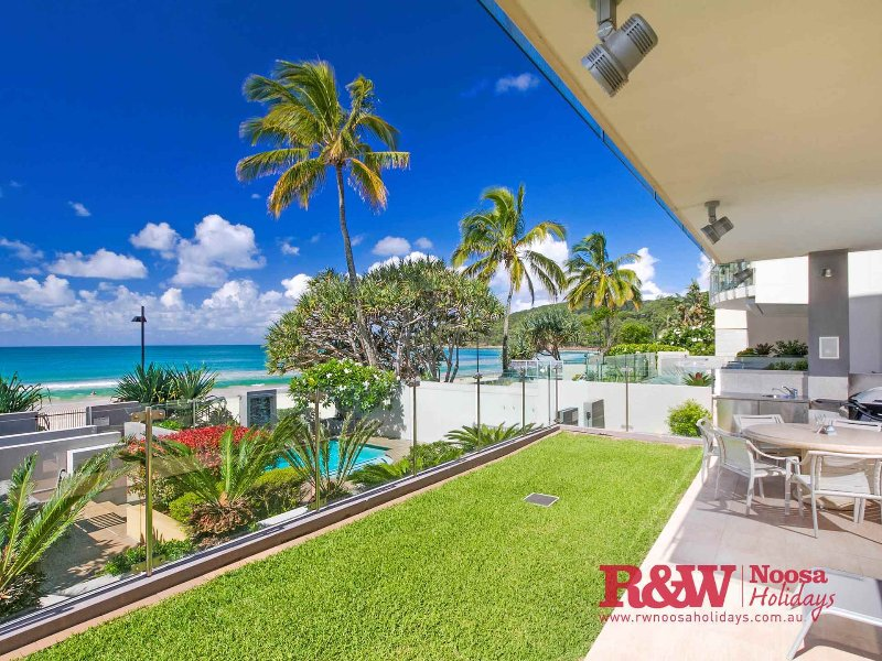 'The Breakers' Apartment 3, vacation rental in Noosa