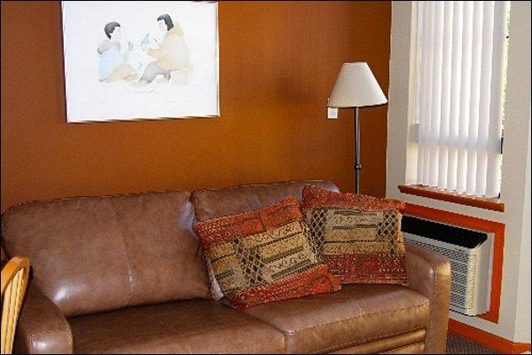 Cozy Sleeper Sofa
