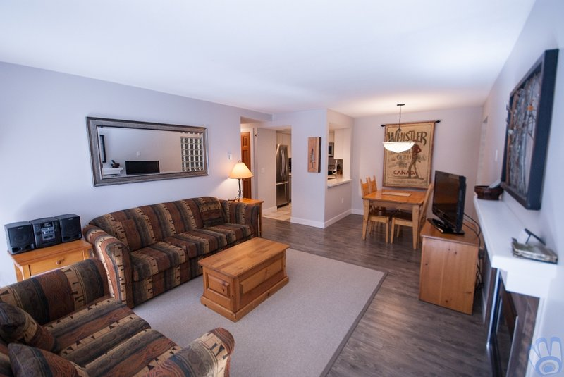 Centrally Located Within Whistler's Village North