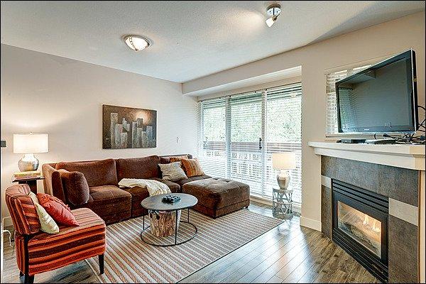 Beautifully Newly Renovated Living Area