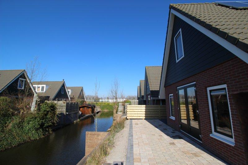 Holidaypark Klein Giethoorn bungalow 12-24, vakantiewoning in Hoorn