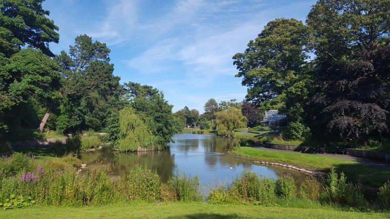 Hesketh Park.