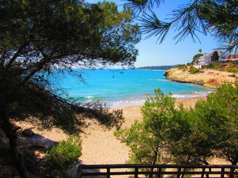 Casa con piscina en la playa torredembarra espa a for Apartamentos vacacionales con piscina