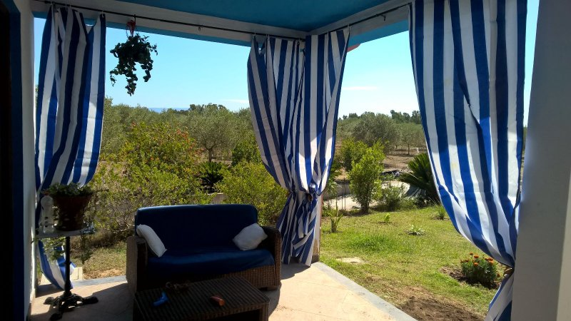 Holiday house 10 minutes from the beautiful beaches of the Sinis