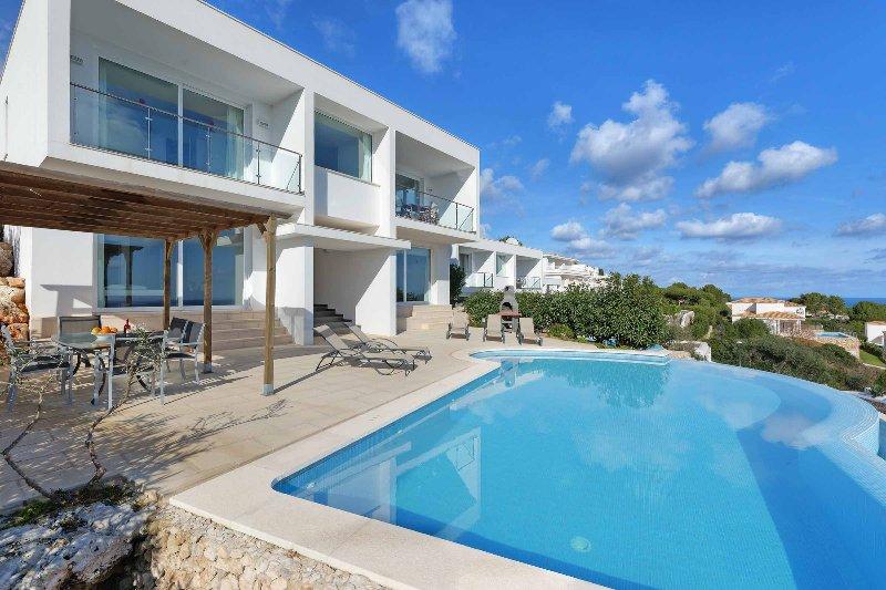Villa Tin Tres, alquiler vacacional en Na Macaret