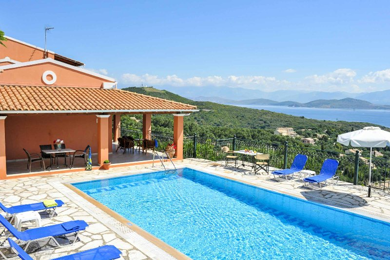 Villa Zeus, holiday rental in Agios Stefanos