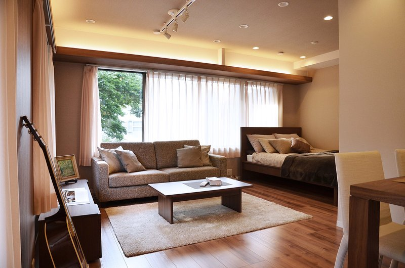 CraftFlat Shibuya, Luxury and Convenience Converge at MinamiAoyama., holiday rental in Shibuya