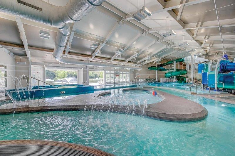 Beachwoods Resort Indoor Pool 1
