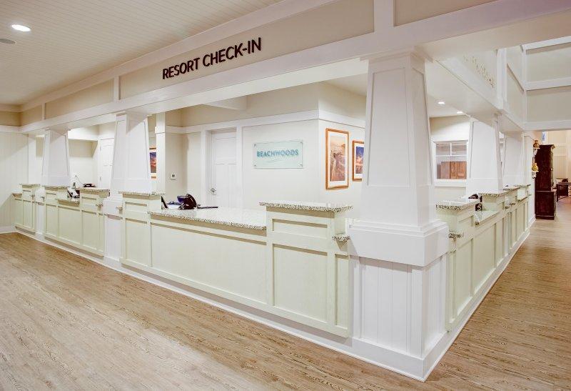 Beachwoods Resort Front Desk