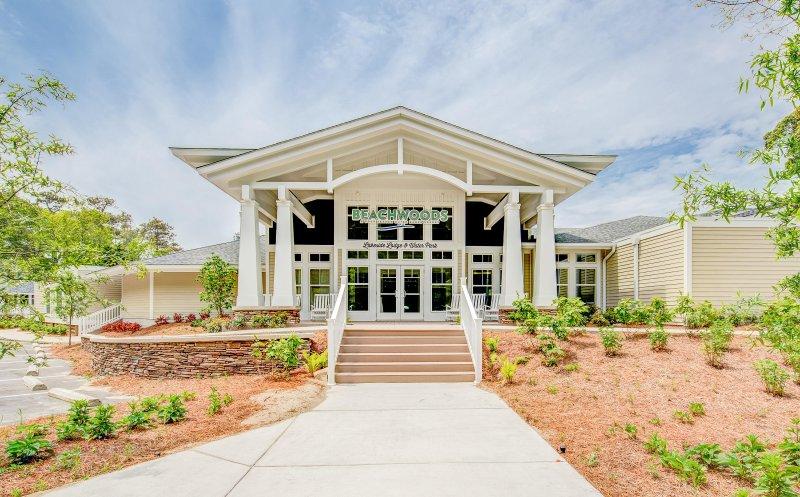 Beachwoods Resort Activity Center Front