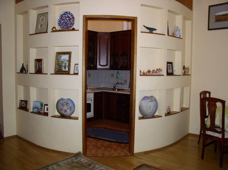 Two-room. 11 Pushkinska St. Centre of Kiev, holiday rental in Kyiv (Kiev)