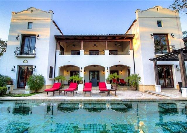 Beautiful Hacienda Style Home