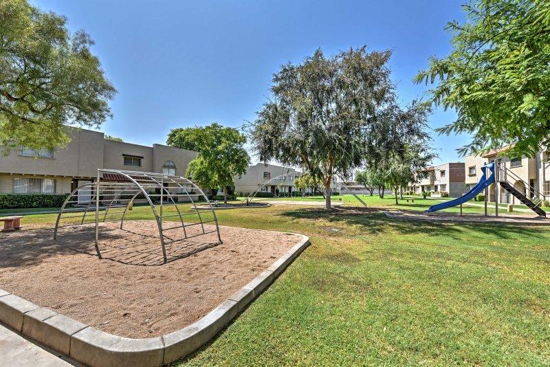 Scottsdale est l'endroit idéal pour une escapade entre amis ou en famille.