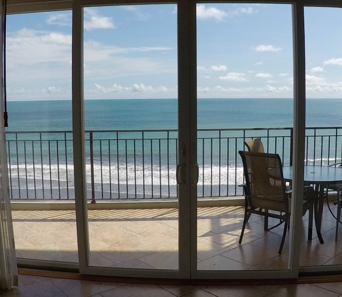 Living Room Ocean View.