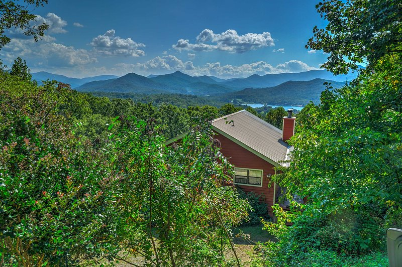 Hiawassee Vacation Rental Cabin   2BR   1BA   900 Sq Ft   Some Stairs Required