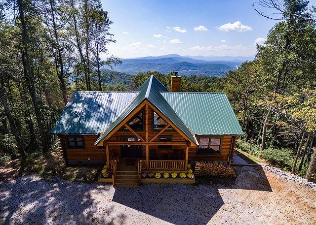 Moondance, vacation rental in Vein Mountain