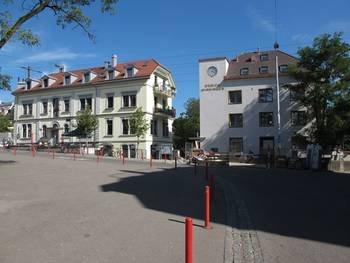Zürich Wipkingen, Röschibachplatz