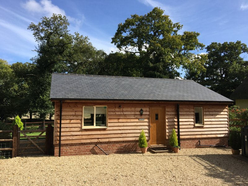 Owls Lodge, holiday rental in Andover