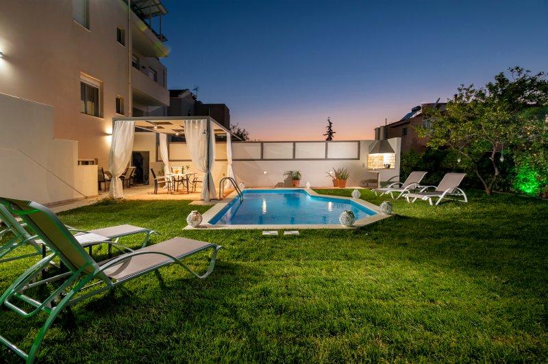 Dream villa luxury, holiday rental in Akrotiri