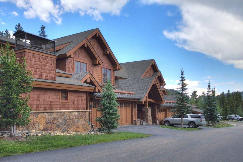 Vaulted Ceilings+Rustic Luxury 2 Blocks to Main St- Sleeps 6, location de vacances à Breckenridge