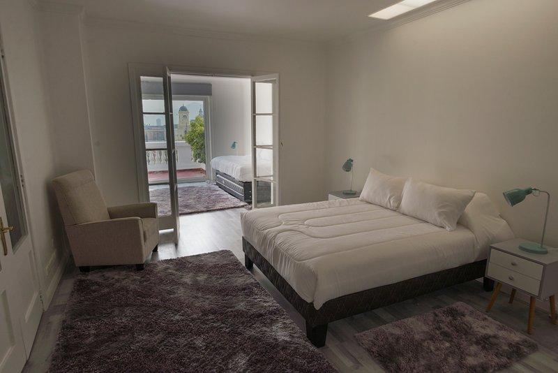 Downey-Mozo Plaza de Armas Heritage Apartment, alquiler de vacaciones en Santiago