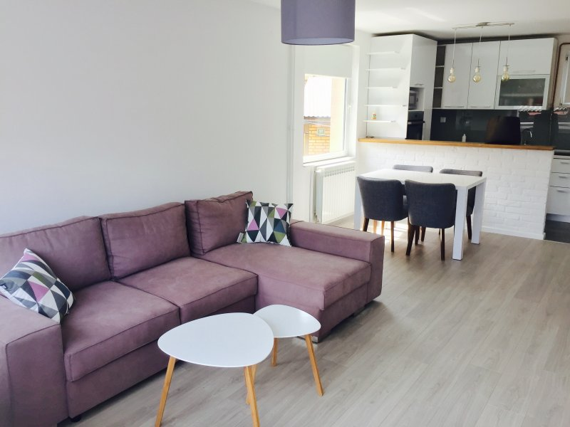 Duplex Apartment in the City Centre, holiday rental in Sarajevo