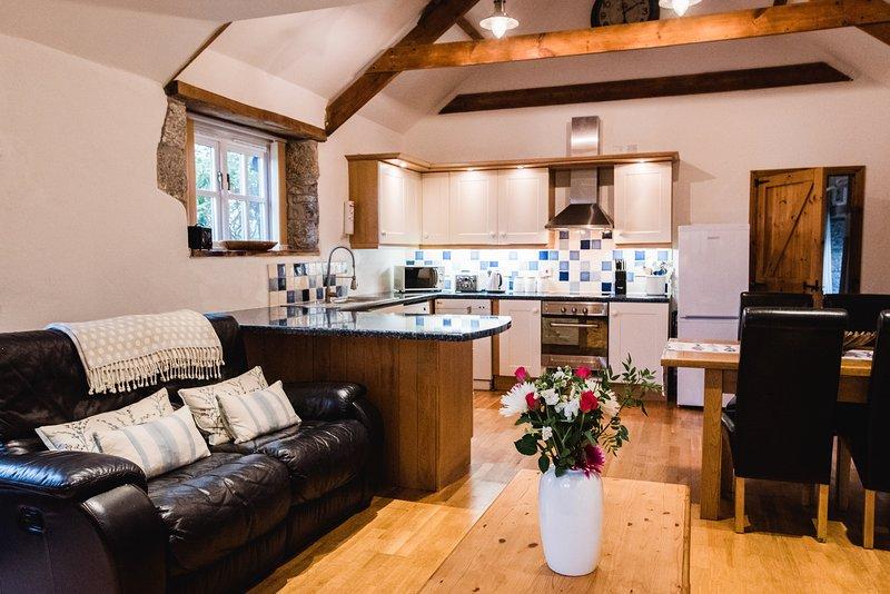 Luxury Barn conversion Thyme Cottage, location de vacances à Constantine