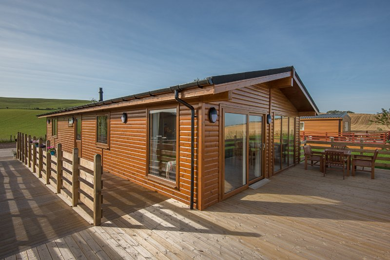 The Chalet, Holidays for All, holiday rental in East Lothian