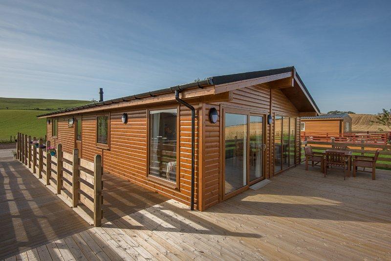 The Chalet, Holidays for All, location de vacances à East Lothian