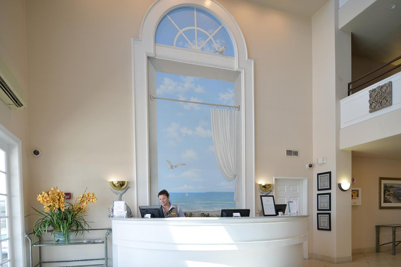 Riviera Beach & Shores Resorts Reception