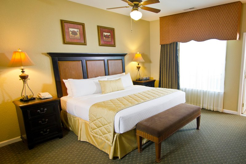 The Historic Powhatan Resort Master Bedroom